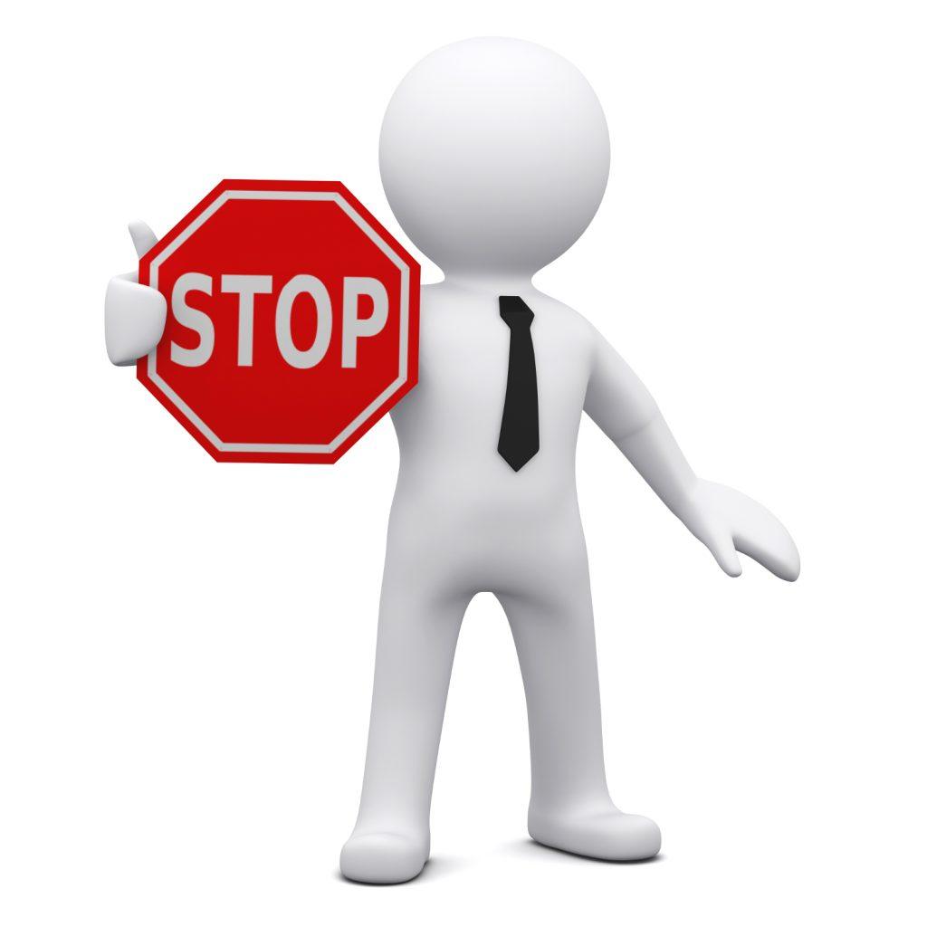 Stop Businessplan-Falle